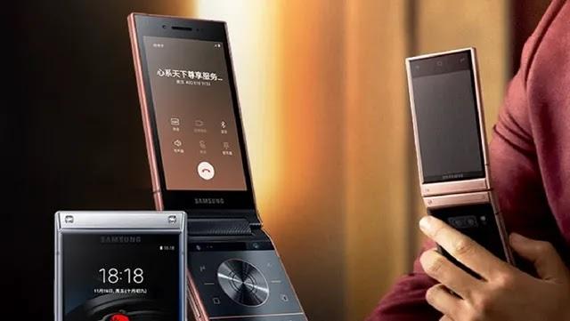 Kapaklı Samsung W20 5G Ortaya Çıktı