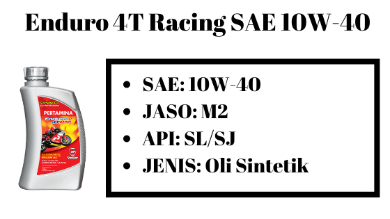 Enduro Racing 4T