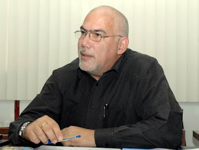 Antonio Becali, presidente del Instituto Nacional de Deportes, Educación Física y Recreación (INDER)