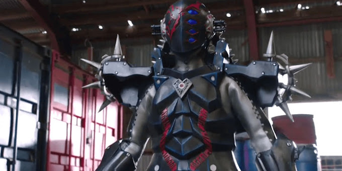 Power Rangers Beast Morphers Episode 16 Subtitle Indonesia