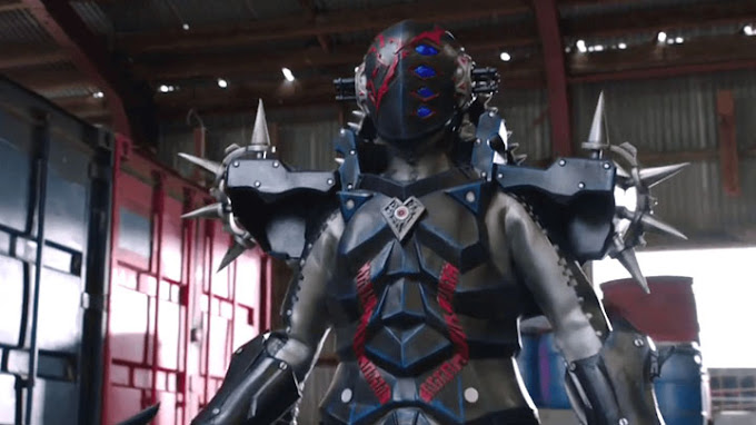 Power Rangers Beast Morphers Episode 16 Subtitle Indonesia