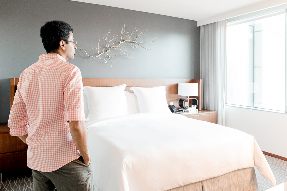 Four Seasons Hotel in Palo Alto Review featured by top US Travel blog, Sveeteskapes