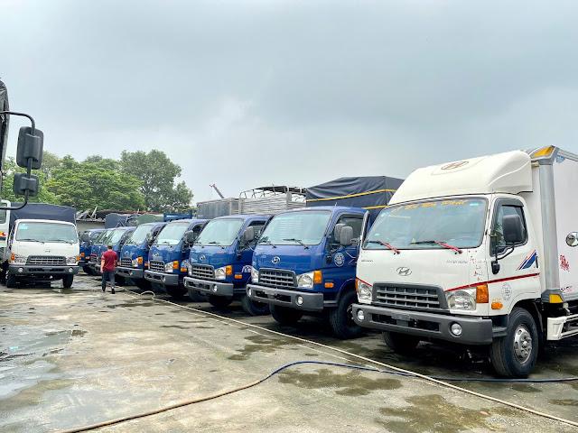 Mua bán xe tải 3.5 tấn cũ tại Hà Nội