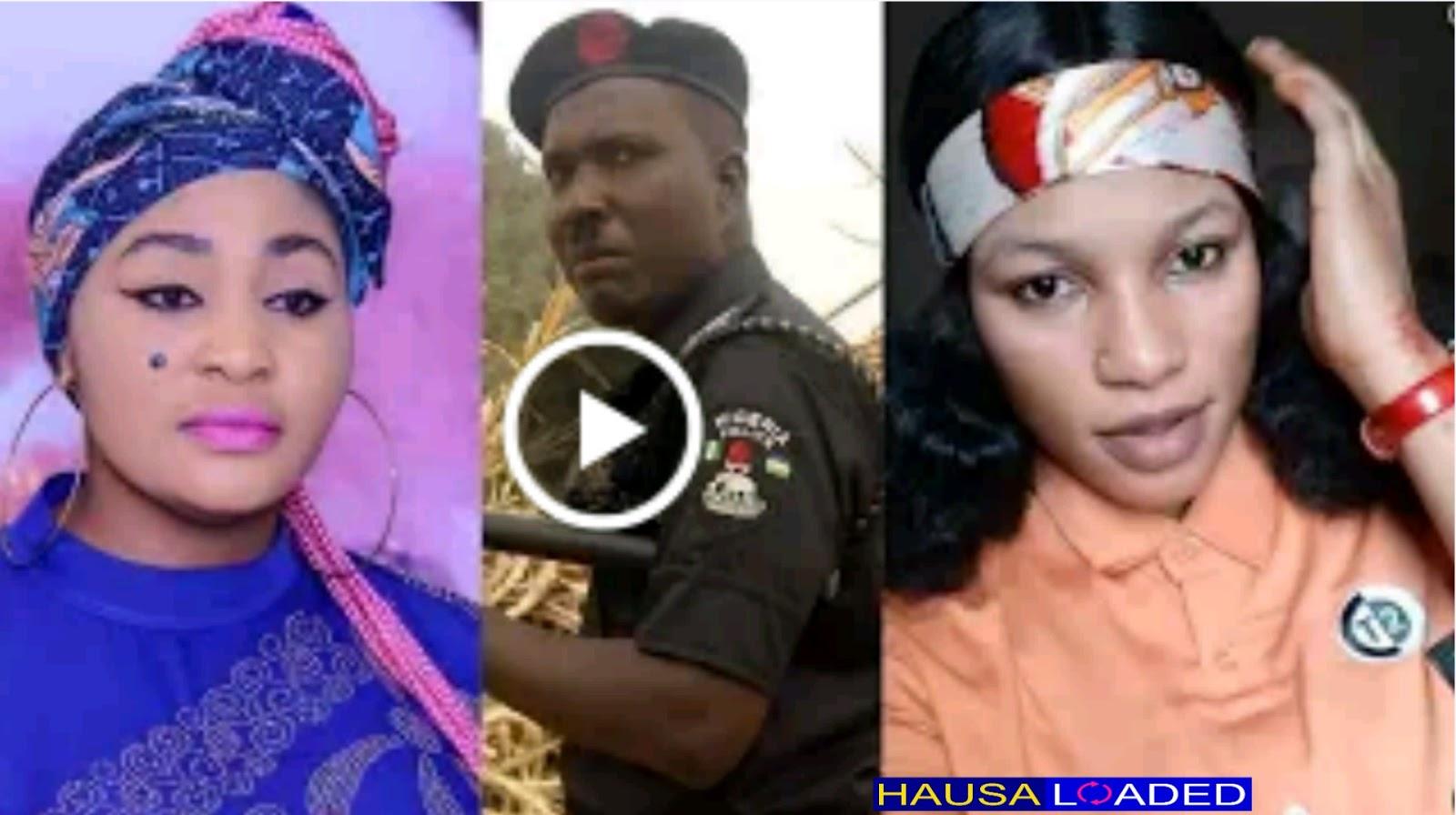 VIDEO : Kalli Bidiyon Teema Makamashi Ta Tona Asirin Cewa Dagaske 'Yan Sanda Sun Cafke Sadiya Haruna Sun Kulleta