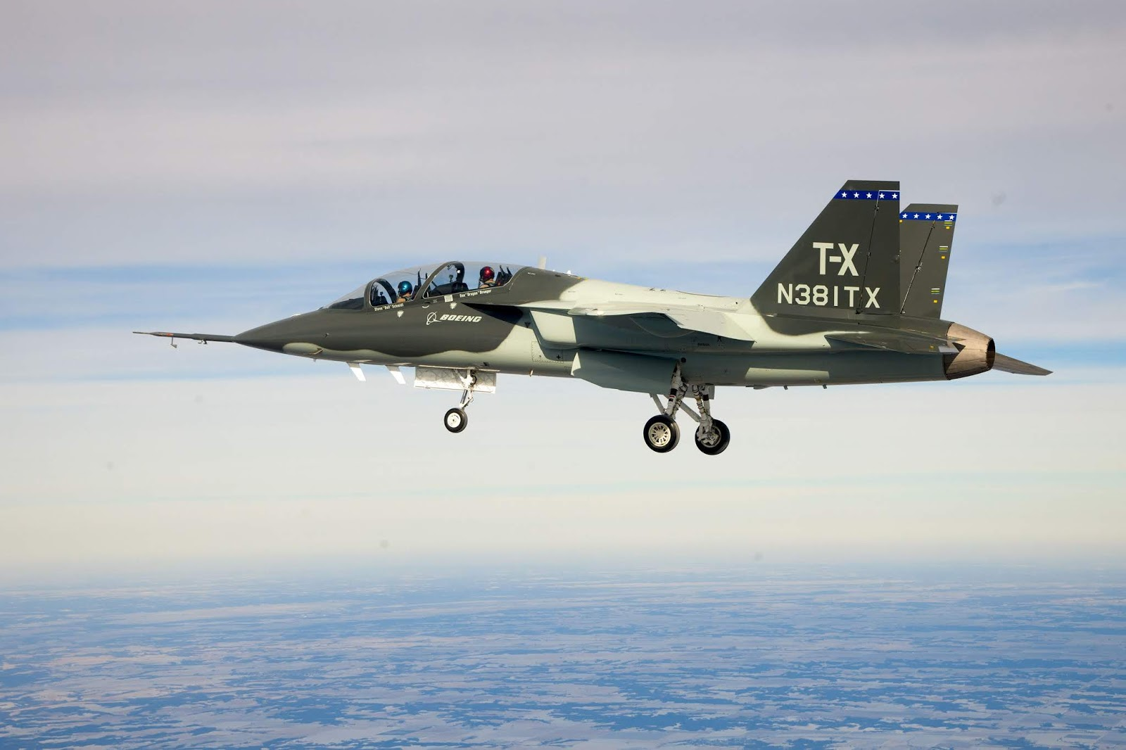 boeing t-x project