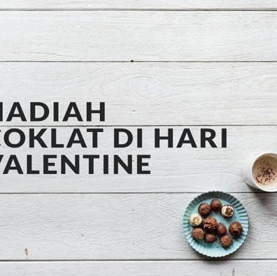 Hadiah Coklat di Hari Valentine