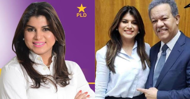 REVELAN: Dirigente FP y excandidata a diputada PLD cobra una Botella de RD$437 mil en Cancillería nombrada en Venezuela viviendo en RD; lleva RD$3.5 millones con Abinader