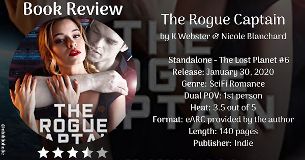 The Rogue Captain by K Webster & Nicole Blanchard