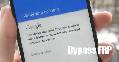 Frp Bypass Account Google