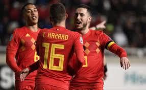 مباراة بلجيكا وقبرص لايف