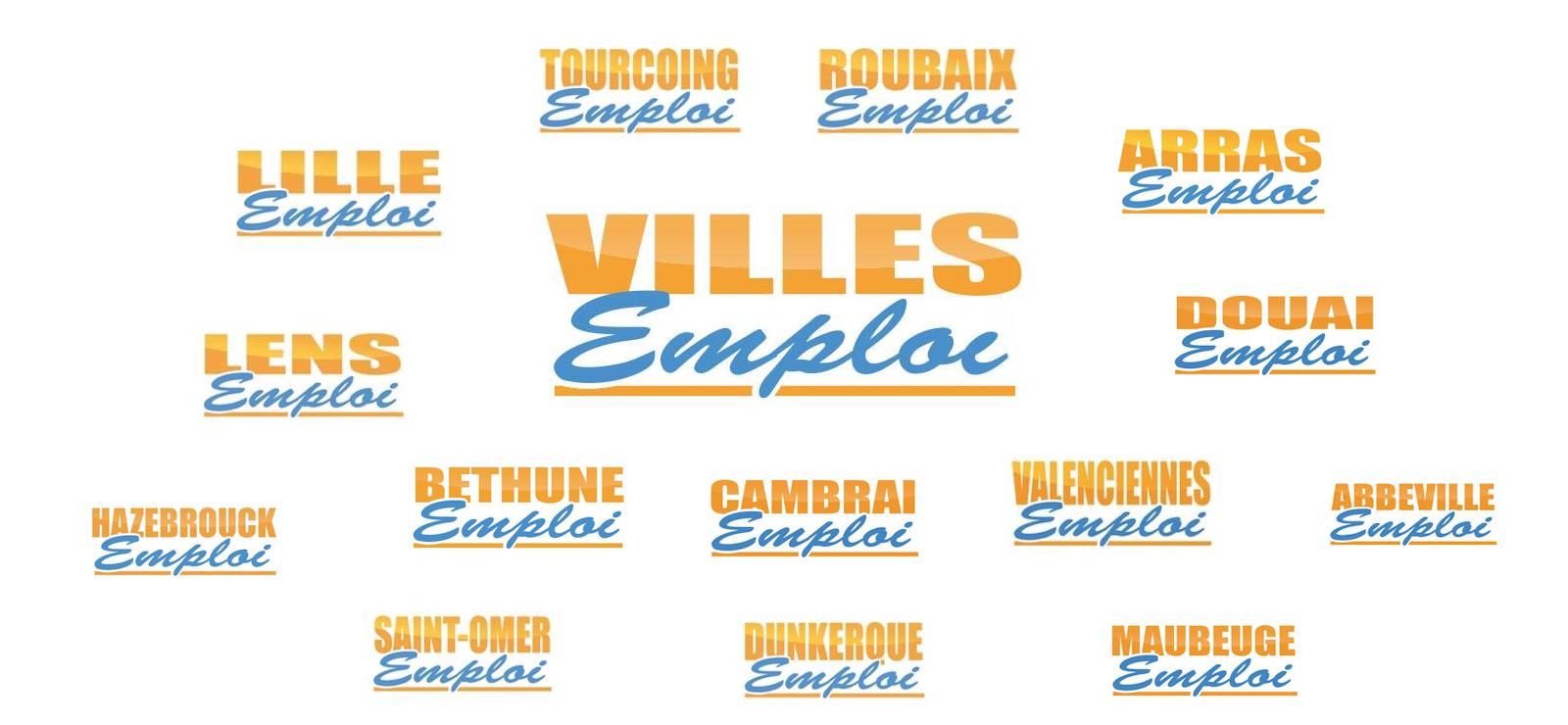 Réseau Villes Emploi - Tourcoing Roubaix Emploi