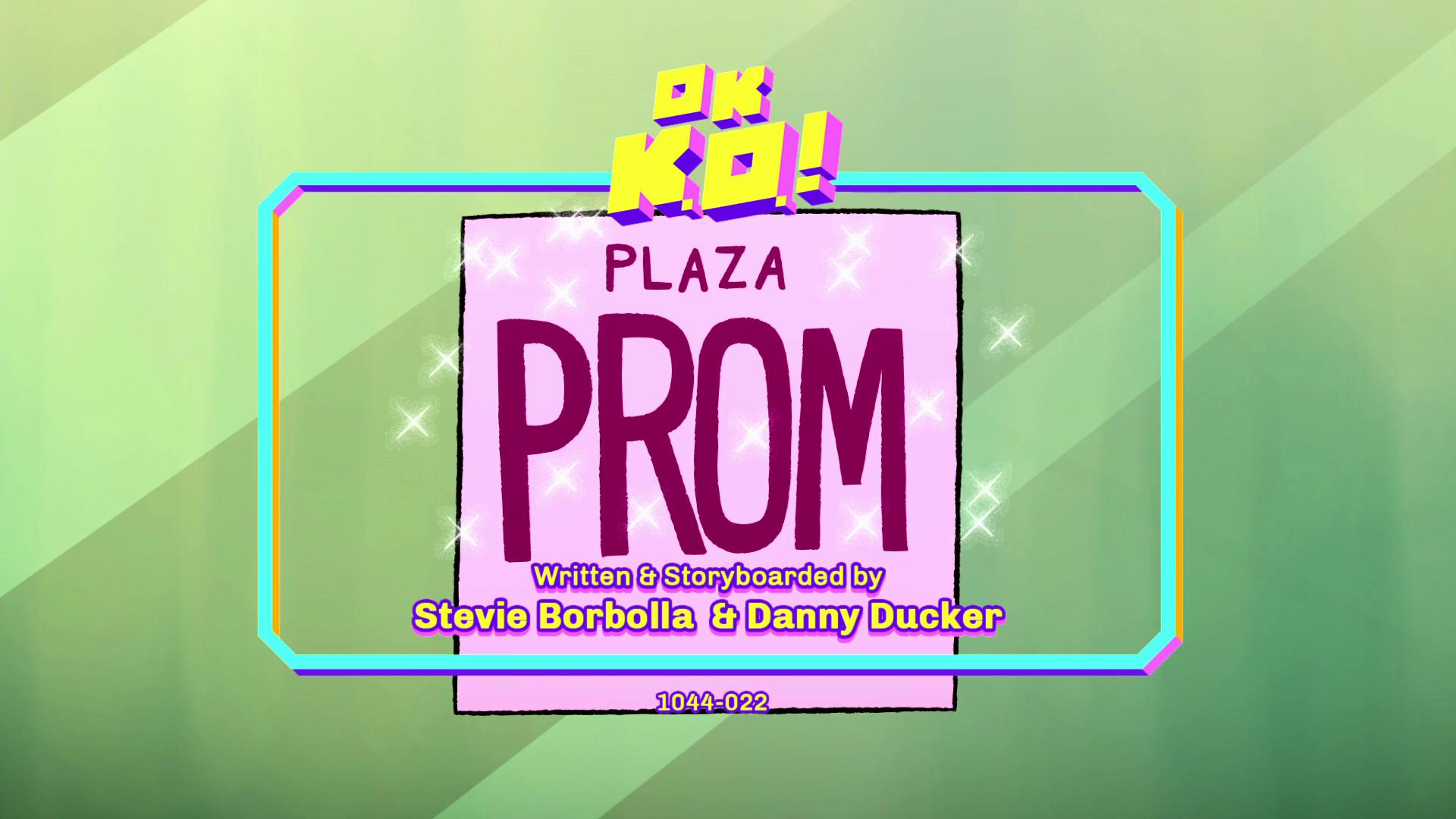 OK, K.O.! Vamos ser Heróis - Baile na Praça