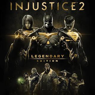 Jogo Injustice 2: Legendary Edition [PC Steam]