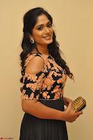 Sowmya Venugopal in Anarkali Dress at Kalamandir Foundation 7th anniversary Celebrations ~  Actress Galleries 010.JPG