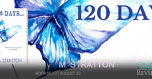 Book Blitz: 120 Days... by M. Stratton