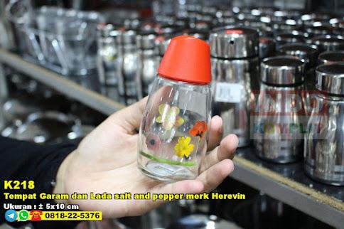 Tempat Garam Dan Lada Salt And Pepper Merk Herevin