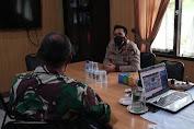 Hari Pertama Kerja, Kapolres Serang Jalin Silaturahmi dengan Dandim 0602/Serang