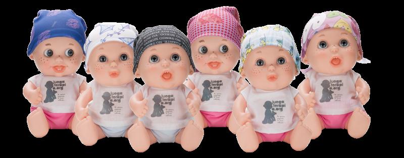 amazon muñecas pelonas conta el cancer comprar