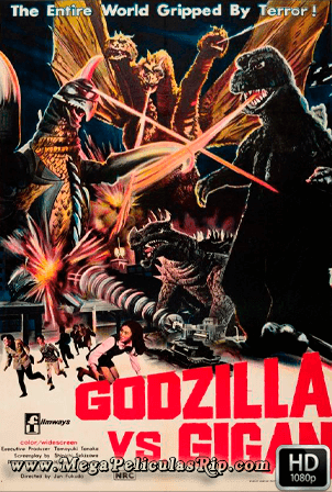 Godzilla Vs Gigan [1080p] [Castellano-Japones] [MEGA]