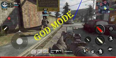 call of duty hack god mode