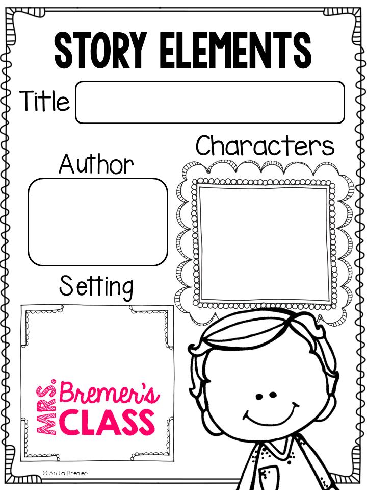 Mrs. Bremer's Class: First Grade Jitters
