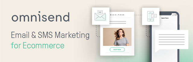 email and sms marketing for ecommerce