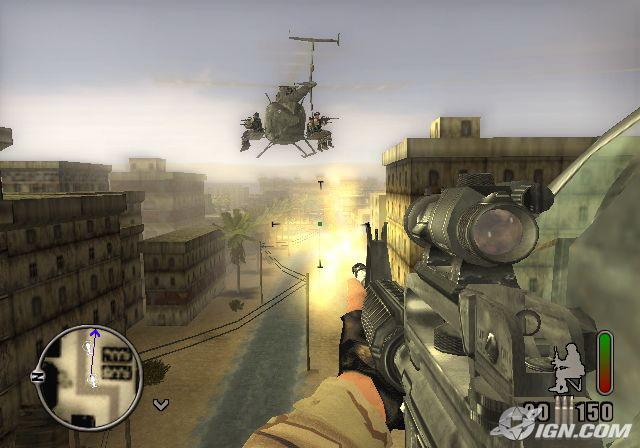 Delta Force Black Hawk Down Full Version PC Free Download
