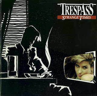 TRESPASS - STRANGE TIMES (1988)_front