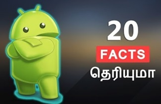 20 Asathal Android Facts | Tamil Tech