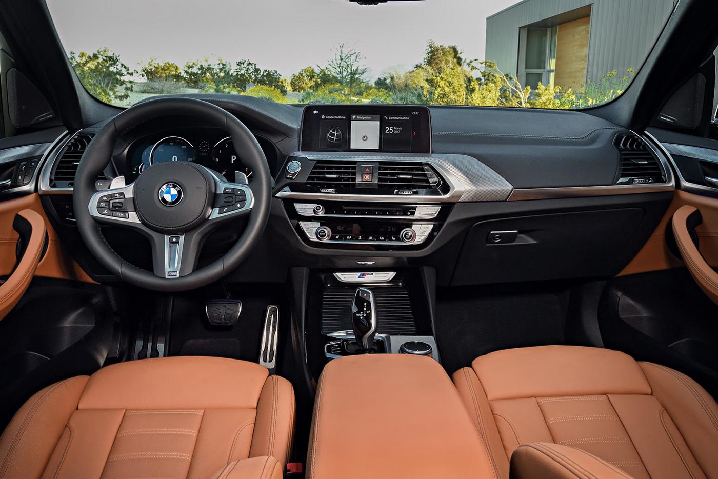 Nôi thất Xe BMW X3 2019
