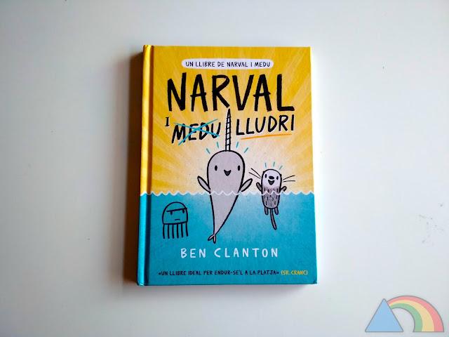 Portada del libro Narval y Nutry