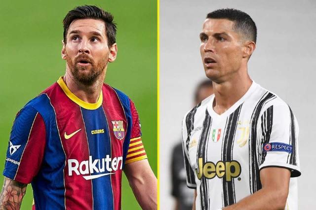 Messi Overtakes Ronaldo Again!