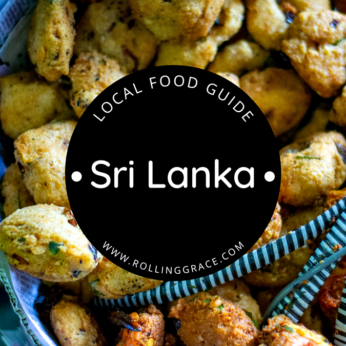 popular sri lanka food