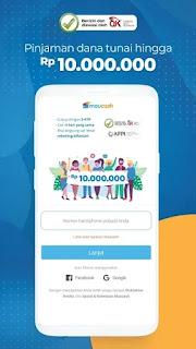 pinjaman online yang paling mudah terdaftar ojk