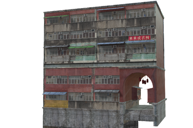 China Town - Building 2 Base Low Version