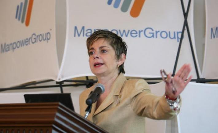 Empleo, Mónica Flores Barragán, ManpowerGroup, inversión,