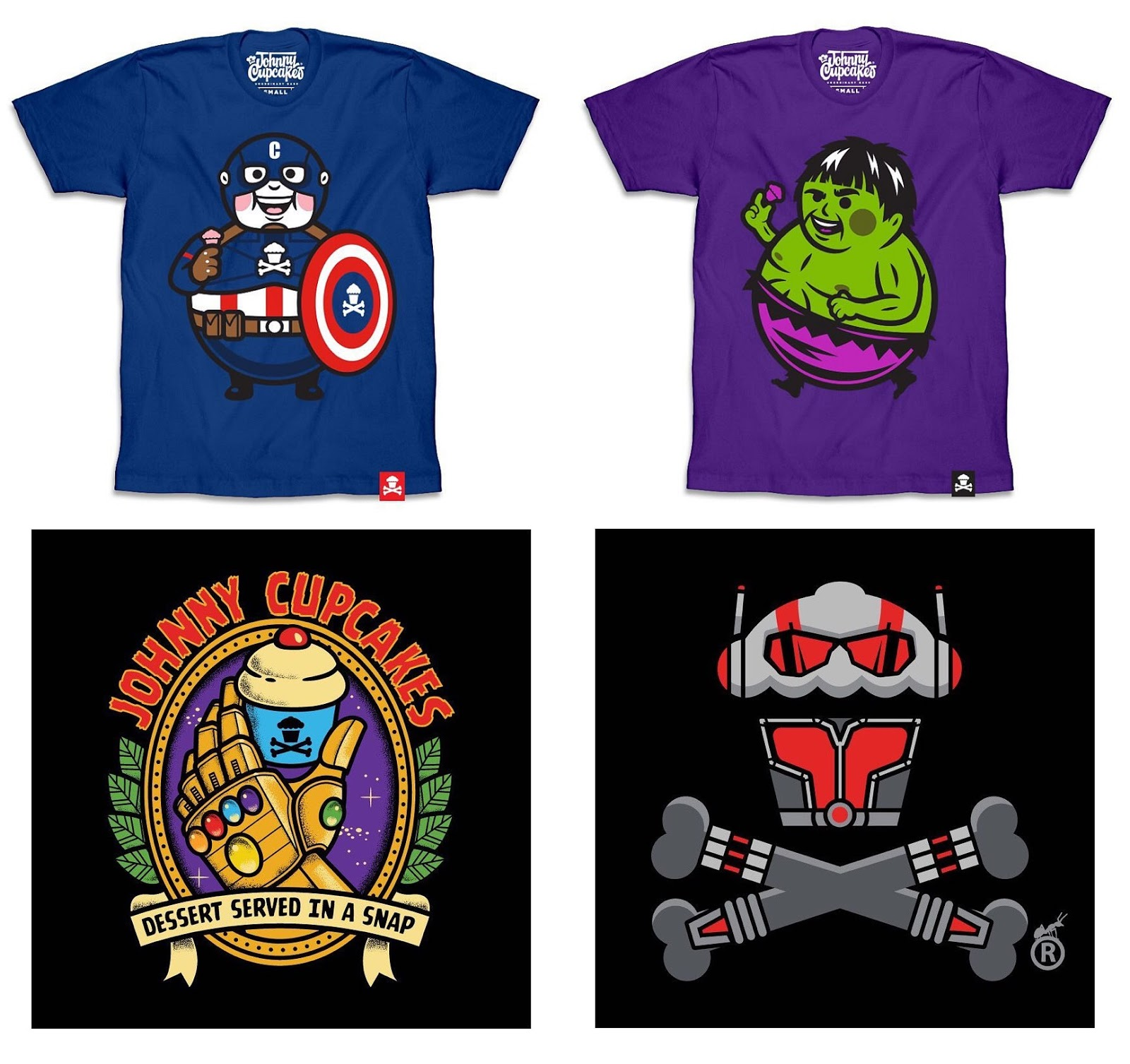 cad95936 The Blot Says...: Avengers: Endgame T-Shirt Collection by Johnny ...