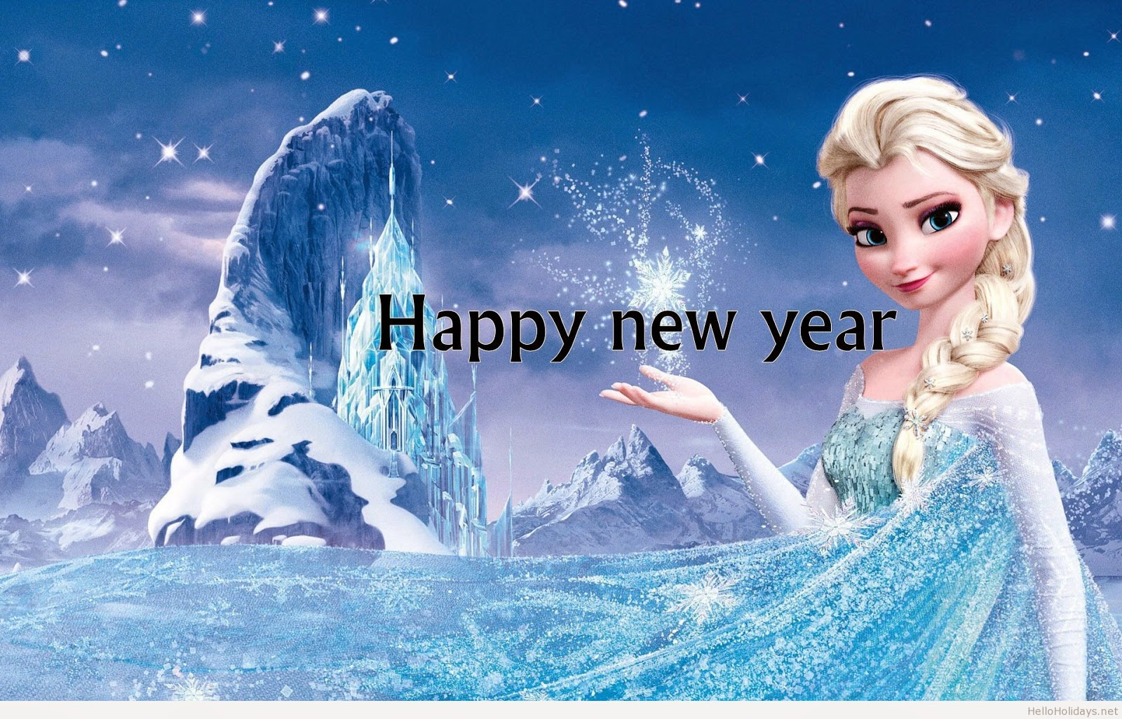 Happy New Year 2019 Cartoon Images for Facebook
