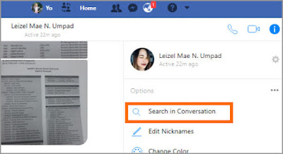 How Do I Search Old Conversations on Facebook Messenger?