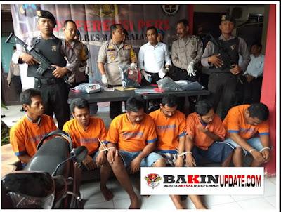 Kado Akhir Tahun, Satreskrim Polres Bangkalan Hadiahi 5 Kasus Terungkap