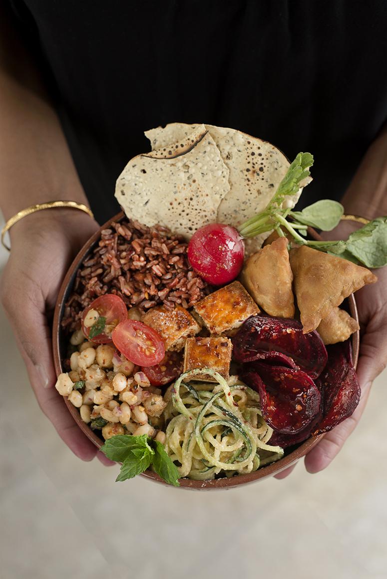 Indian Vegan Buddha / Glory / Hippie Bowls