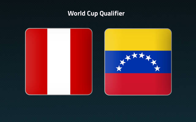 Peru vs Venezuela Live Details: Predictions, odds and how to watch in America 2022 World Cup Qualifiers in the US today