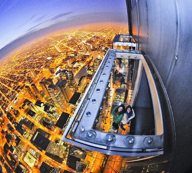 Visita à Willis Tower