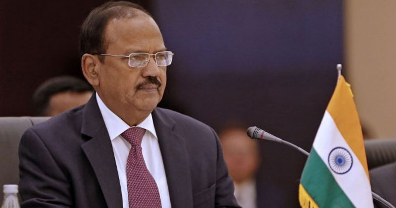 Pakistan with controversial map documenting Indian soil as its own: Explosion at Shanghai meeting; Ajit Doval boycotts meeting , www.thekeralatimes.com