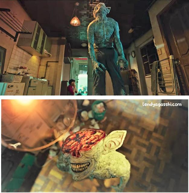 Monster Dalam Drama Korea Sweet Home
