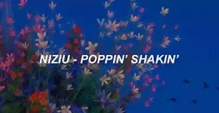 NiziU - Poppin' Shakin' Lyrics (English Translation)