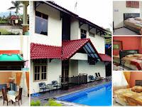 Villa Pelangi 2 di Batu Malang