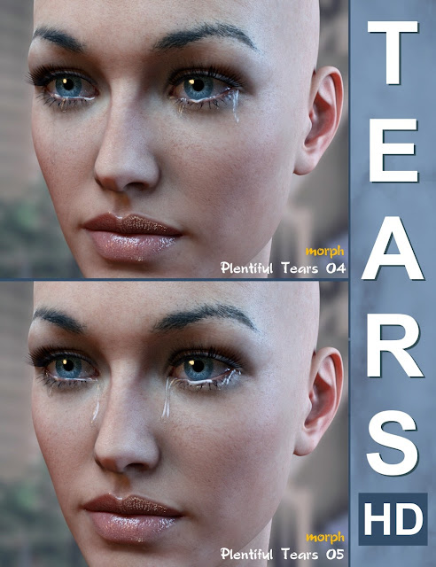 Tears HD Plentiful Tears