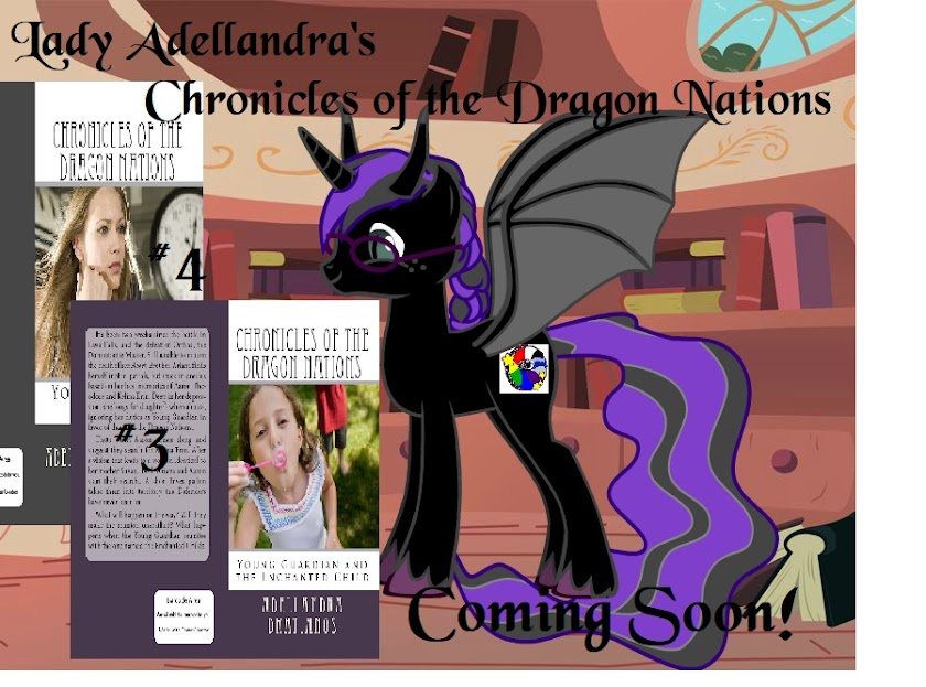 Lady Adellandra's Chronicles of the Dragon Nations: NaNoWriMo-Style