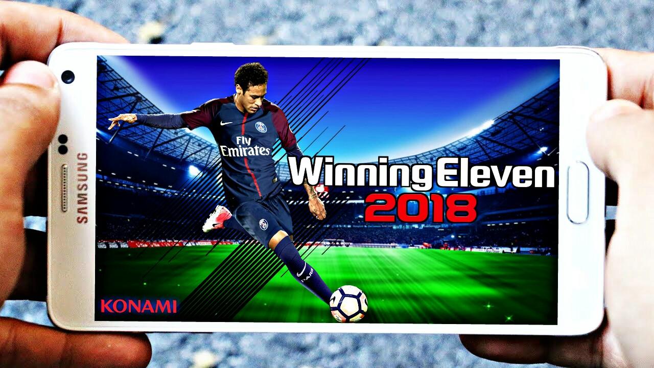 Winning Eleven 2012 MOD 2018 Android Offline 150 MB - SPZ Gaming